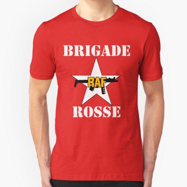 Brigade Rosse Red Strummer Slim Fit T-Shirt