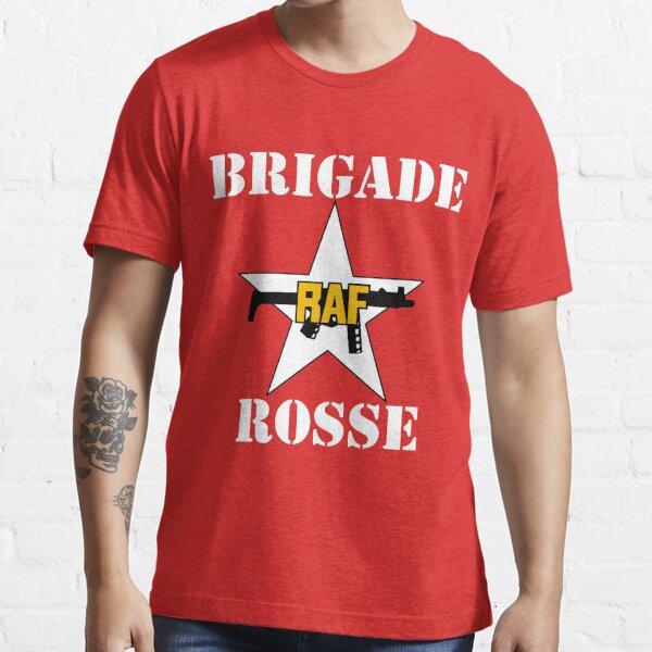 Brigade Rosse Red Strummer  Camiseta esencial