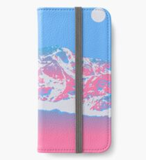 Aesthetic Mountains iPhone Wallet/Case/Skin