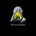 Breaking Bad - Walter is Coming by thekinginyellow