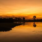 Yellow River, Kakadu by JuliaKHarwood