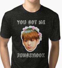 Jungshook Tri-blend T-Shirt