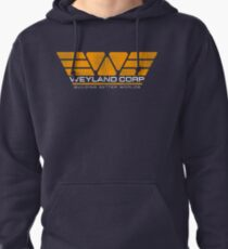 WEYLAND CORP - Building Better Worlds Pullover Hoodie