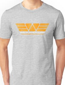 WEYLAND CORP - Building Better Worlds Unisex T-Shirt