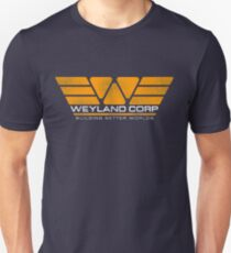 WEYLAND CORP - Building Better Worlds T-Shirt