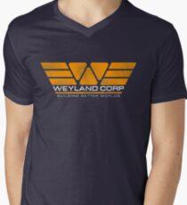 WEYLAND CORP - Building Better Worlds Men's V-Neck T-Shirt