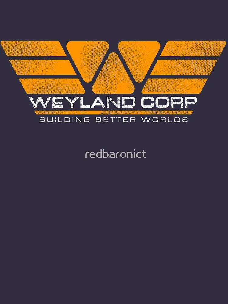 WEYLAND CORP - Building Better Worlds | Unisex T-Shirt