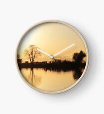 Horseshoe Lake, Chico Clock