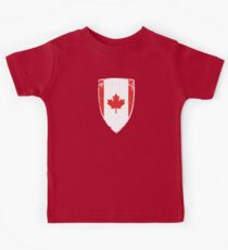 Flag of Canada Kids Tee