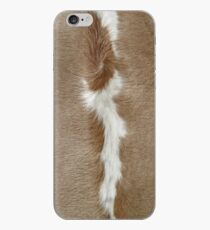 A Patch of Cowhide. iPhone Case