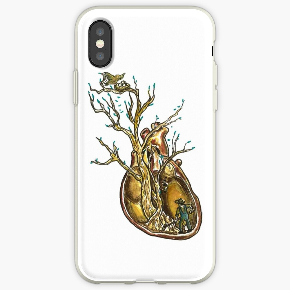 Love Roots Funda y vinilo para iPhone