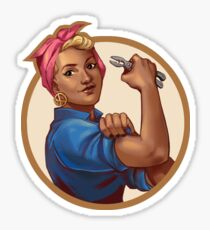 Martha - CSGO Pinup Sticker