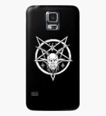 Goatlord Logo Black Case/Skin for Samsung Galaxy