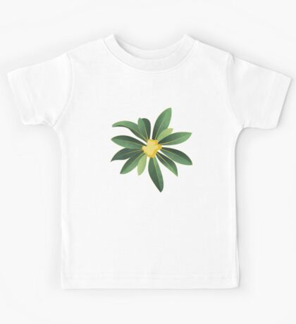 Loquat medlar tree in Autumn I Kids Clothes