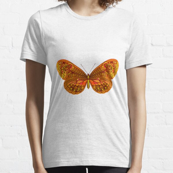 The full color tropical butterfly Essential T-Shirt