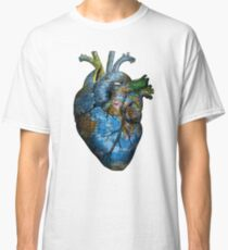 Corazón Errante Camiseta clásica