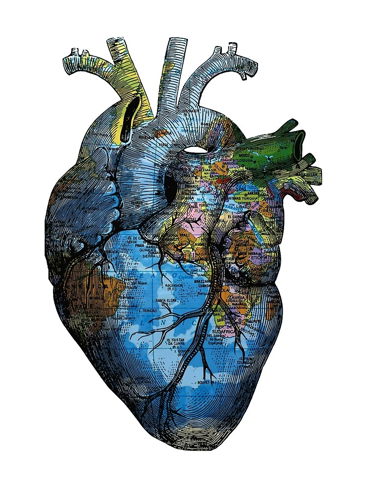 Corazón Errante de laramaktub
