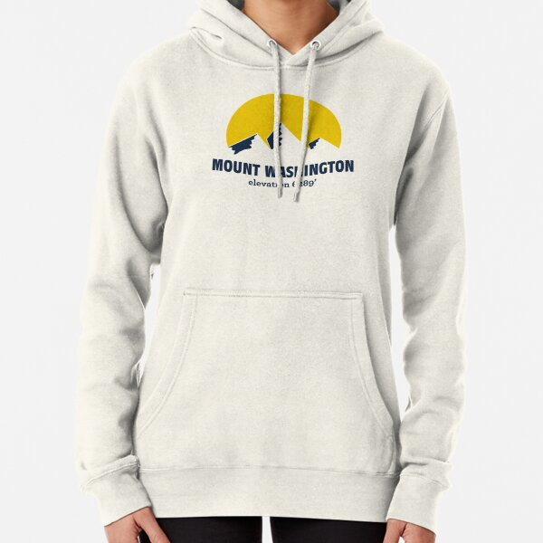 Mount Washington Pullover Hoodie