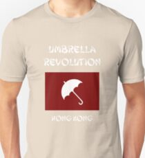 Umbrella Revolution -- Hong Kong T-Shirt