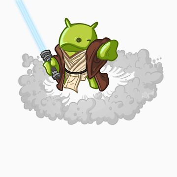 Jedi Droid by jacksonchung