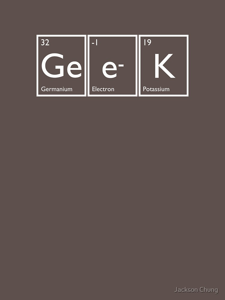 Geek Element | Unisex T-Shirt