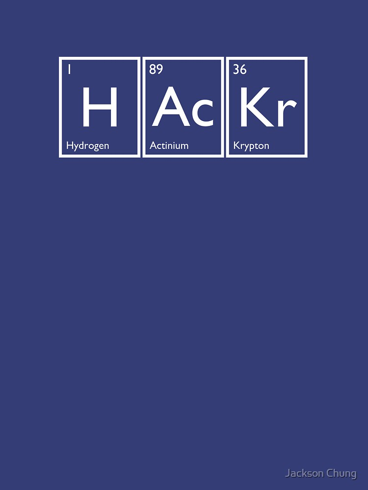 Hacker Element | Unisex T-Shirt