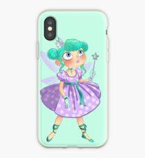 La petite fée pastel iPhone Case