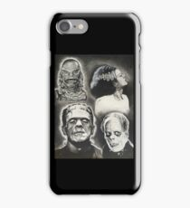 Classic Universal Monsters iPhone Case/Skin