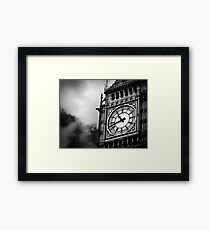 Big Ben [Print & iPad Case] Framed Print