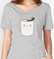 whoa, coffee! Women's Relaxed Fit T-Shirt