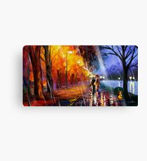 Charmanders Alley Canvas Print