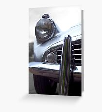 Daimler Greeting Card