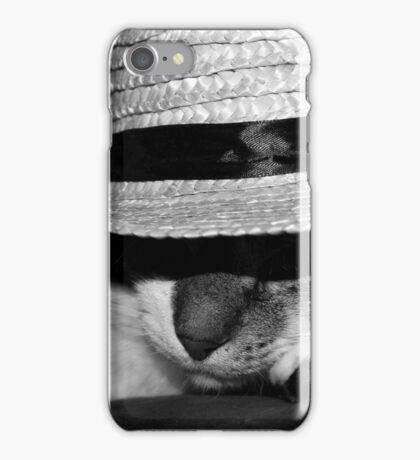 Untitled Charlie iPhone Case/Skin