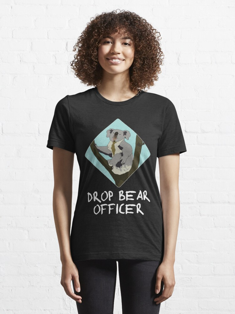 Alternate view of Drop Bears Preservation Society Essential T-Shirt
