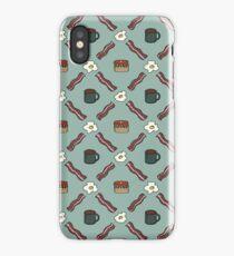 Morning Argyle iPhone Case