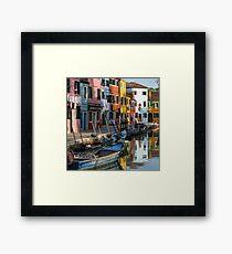 Venice 03 Framed Print