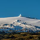 Snaefellsjokull volcano 3 Iceland by Chris Thaxter