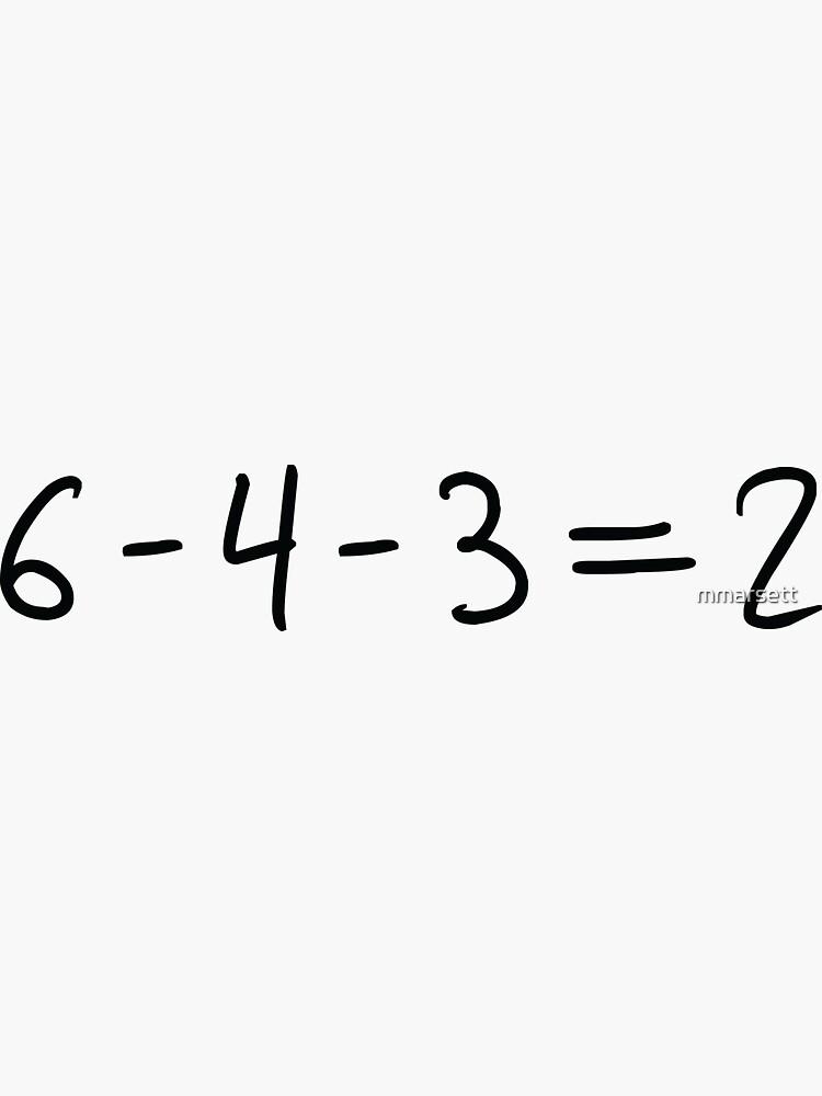 Double Play Equation - Dark by mmarsett