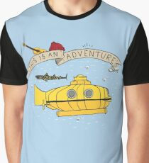 This Is An Adventure Graphic T-Shirt