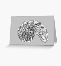 Fibonacci Greeting Card