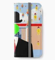 Magritte iPhone Wallet/Case/Skin