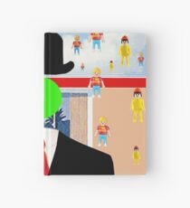 Magritte Hardcover Journal