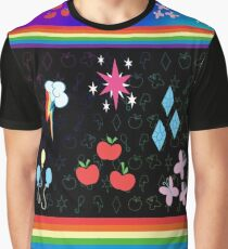 My Little Pony - Elements of Harmony Special Graphic T-Shirt