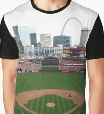 Busch Stadium Graphic T-Shirt