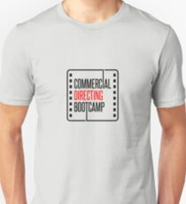 Official Commercial Directing Bootcamp Merch Unisex T-Shirt