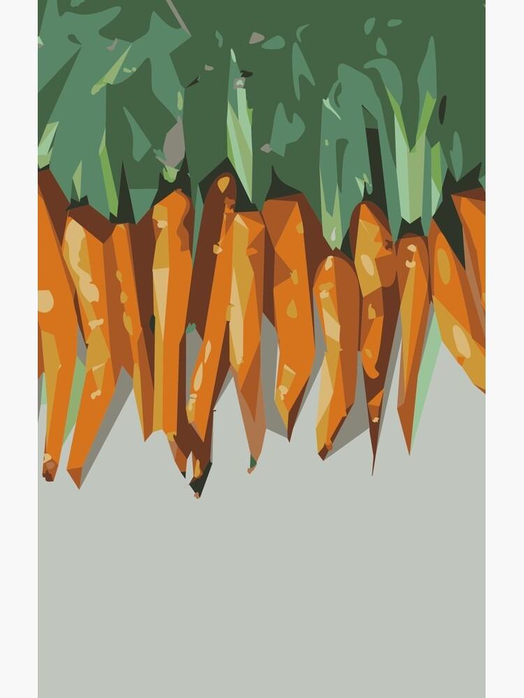 Carrots von HEARTartROOM