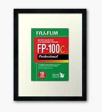 FP-100c Framed Print