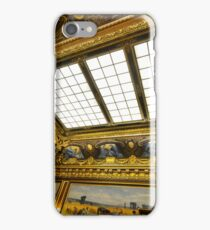 Gilded Court iPhone Case/Skin