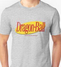 Seinfeld Ball -Alt w/Quote T-Shirt