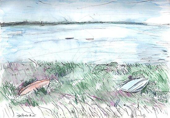 Inlet, Næs  by John Douglas